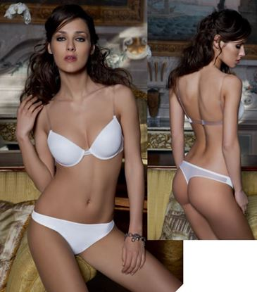 cfd120fbbf Products tagged with  transparent straps . Italintimo